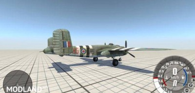 B-25 Mitchell Military Aircraft [0.5.6], 3 photo